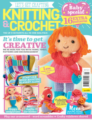 Let's Get Crafting Issue 121