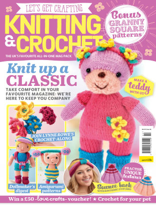 Let's Get Crafting Issue 122