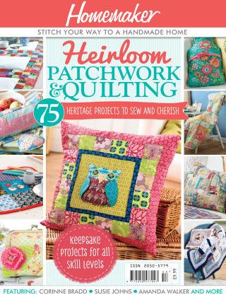 Homemaker Specials Heirloom Patchwork