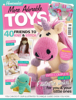 Homemaker Specials More Adorable Toys