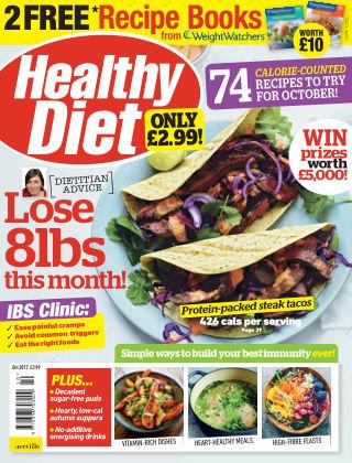 Healthy Diet No.22 Oct 2017