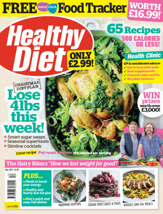 Healthy Diet No.24 Dec 2017