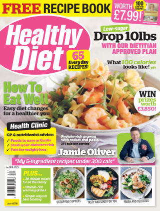 Healthy Diet No.25 Jan 2017