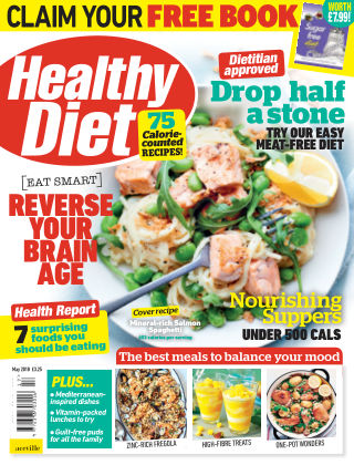 Healthy Diet May 2018