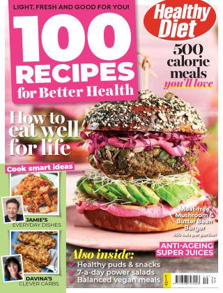 Healthy Diet No. 20 2018