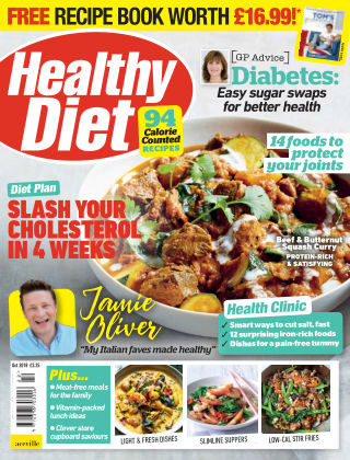 Healthy Diet October2018