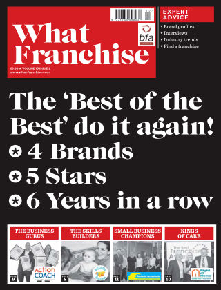 What Franchise Vol3 No.1