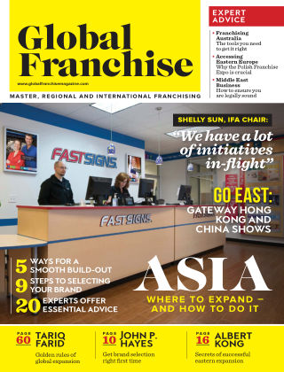 Global Franchise Vol.2 - No.6