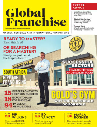 Global Franchise Vol3 No.1