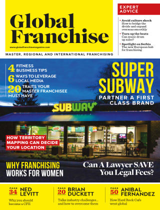 Global Franchise Vol3 No.3