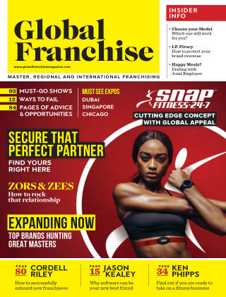 Global Franchise Vol.3 No.04