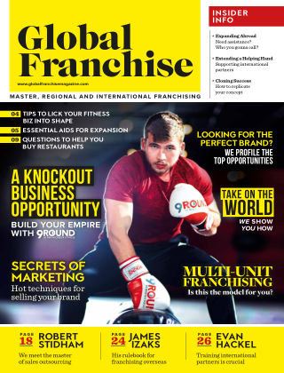 Global Franchise November 2018