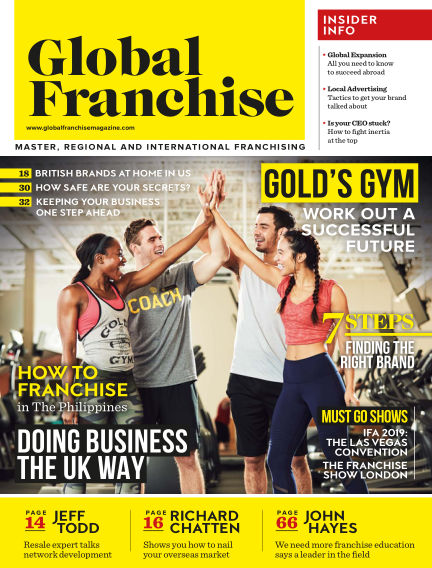 Global Franchise February 08, 2019 00:00