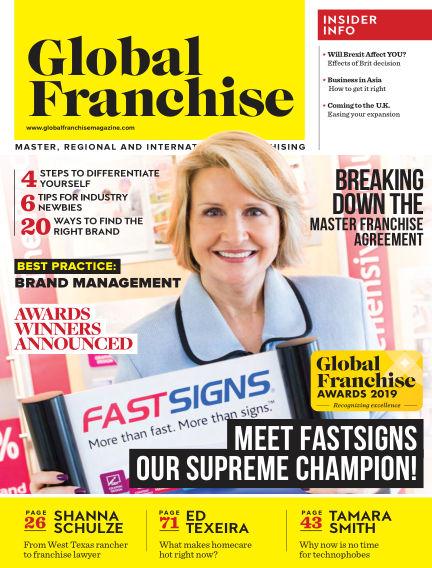 Global Franchise April 12, 2019 00:00