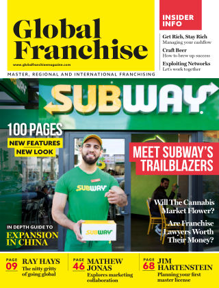 Global Franchise Vol.3 No.3
