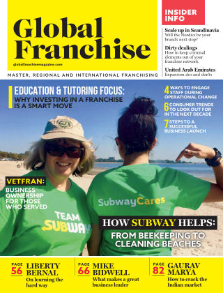 Global Franchise Vol3 No.6