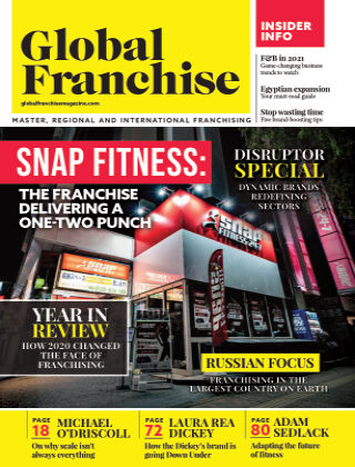 Global Franchise Issue 33
