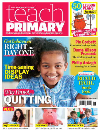 Teach Primary Issue 11-6