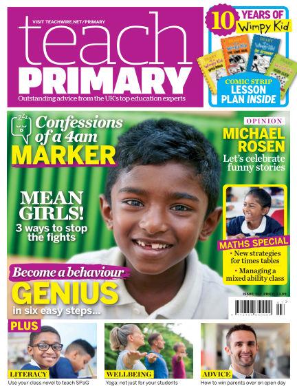 Teach Primary October 20, 2017 00:00