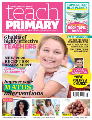 Teach Primary Vol.11 No.8 2017