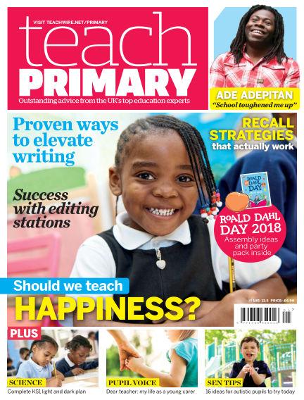 Teach Primary June 29, 2018 00:00