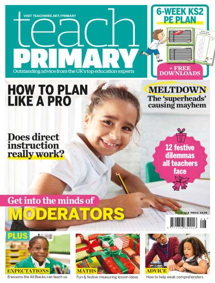 Teach Primary November 15, 2018 00:00
