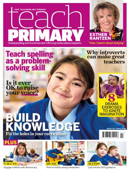 Teach Primary April 12, 2019 00:00