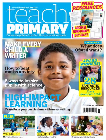 Teach Primary October 11, 2019 00:00