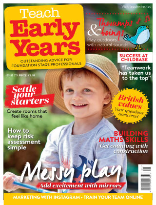 Teach Early Years Issue 7-5