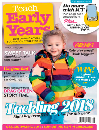 Teach Early Years Vol.8 No.1