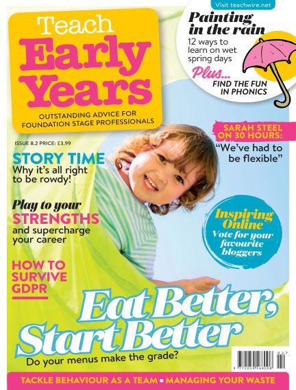 Teach Early Years February 23, 2018 00:00