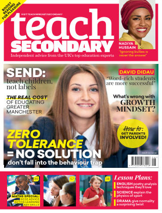 Teach Secondary Vol.6 No.8 2017