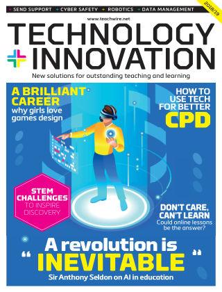 Teach Secondary Tech&Innovation2018