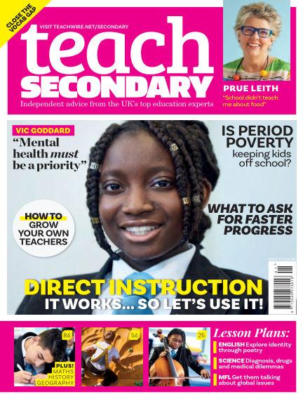 Teach Secondary December 28, 2018 00:00
