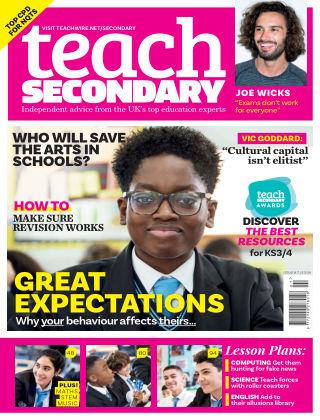 Teach Secondary 8.7