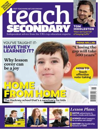 Teach Secondary Jan 2020
