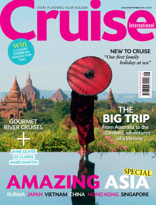 Cruise International Aug/Sep 2014