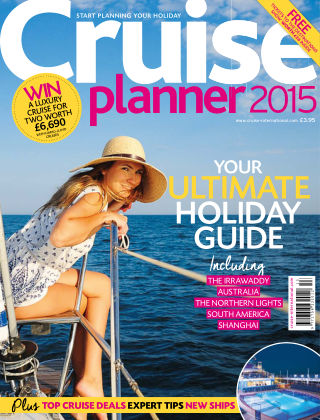 Cruise International Cruise Planner 2015
