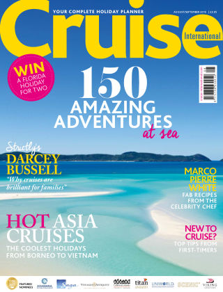 Cruise International Aug/Sept 2015
