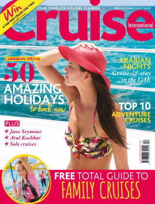 Cruise International February/March 2016