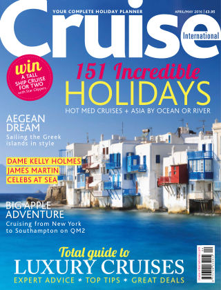 Cruise International April/May 2016