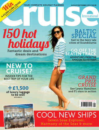 Cruise International Aug/Sept 2016