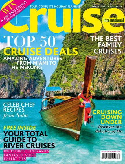 Cruise International January 27, 2017 00:00