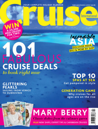 Cruise International March/April 2018