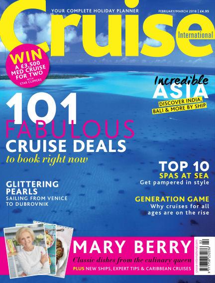 Cruise International February 02, 2018 00:00