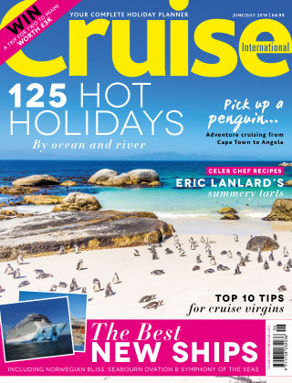 Cruise International June/July 2018