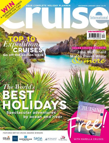 Cruise International October 19, 2018 00:00
