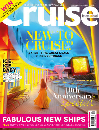 Cruise International February/March 2019