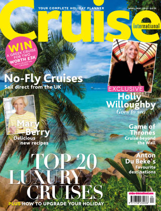 Cruise International April/May 2019