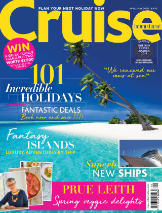 Cruise International April/May 2020